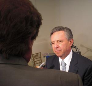Mexican Ambassador Eduardo Medina-Mora discusses the future of U.S.-Mexican relations at the progressive think tank New Democrat Network.