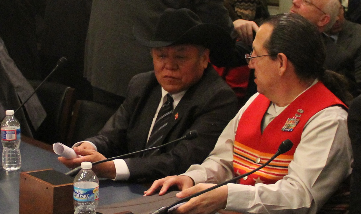 Tribal Leaders Call On Interior For Speedier Payout Of 34 Billion