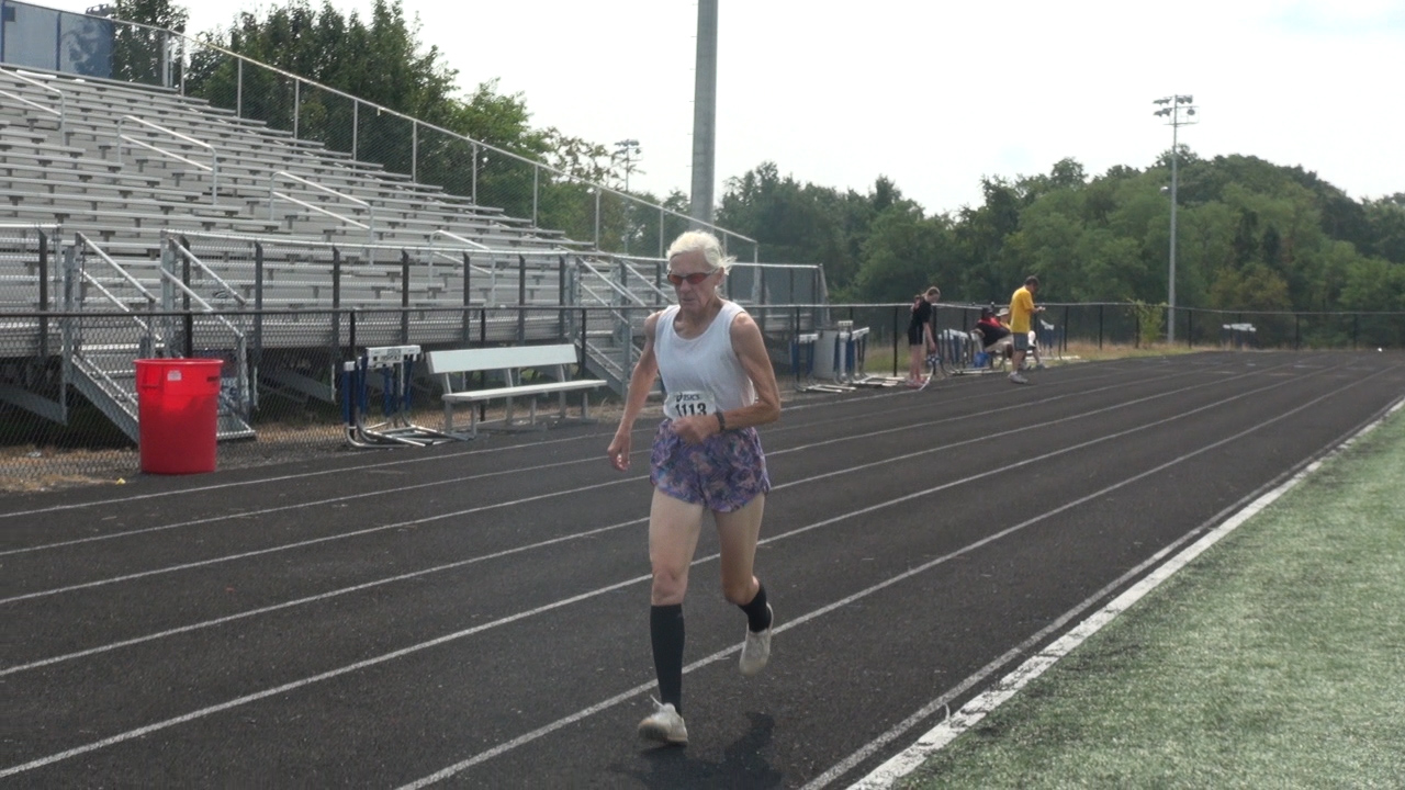 Age no limit for Masters track and field athletes
