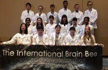 17 students competed Friday in the International Brain.