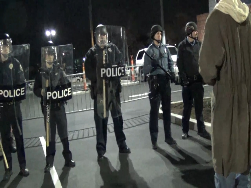 Battleground or neighborhood? The question Ferguson residents are asking law enforcement