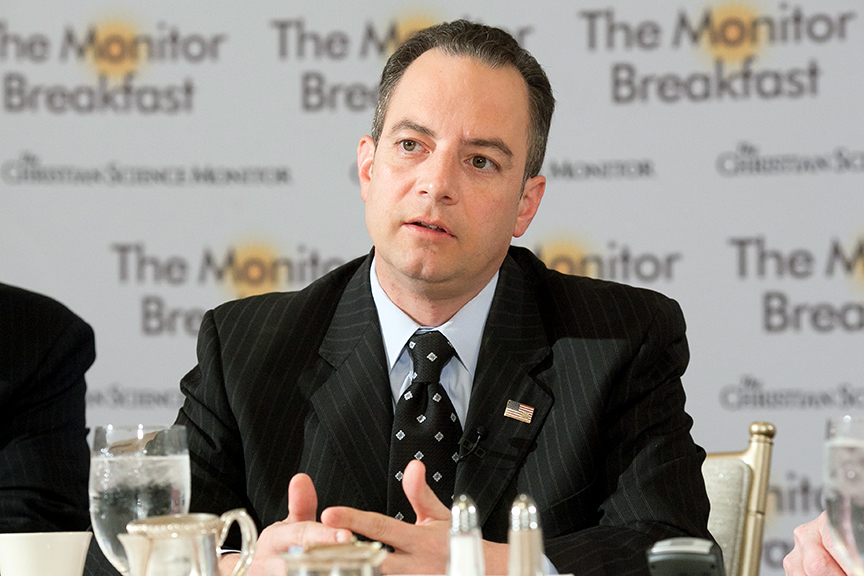 Reince Priebus touts 2014 victory, looks forward to 2016