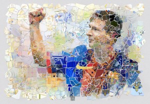 Lionel Messi: El poder i el cervell (The power and the brain) - Charis Tsevis