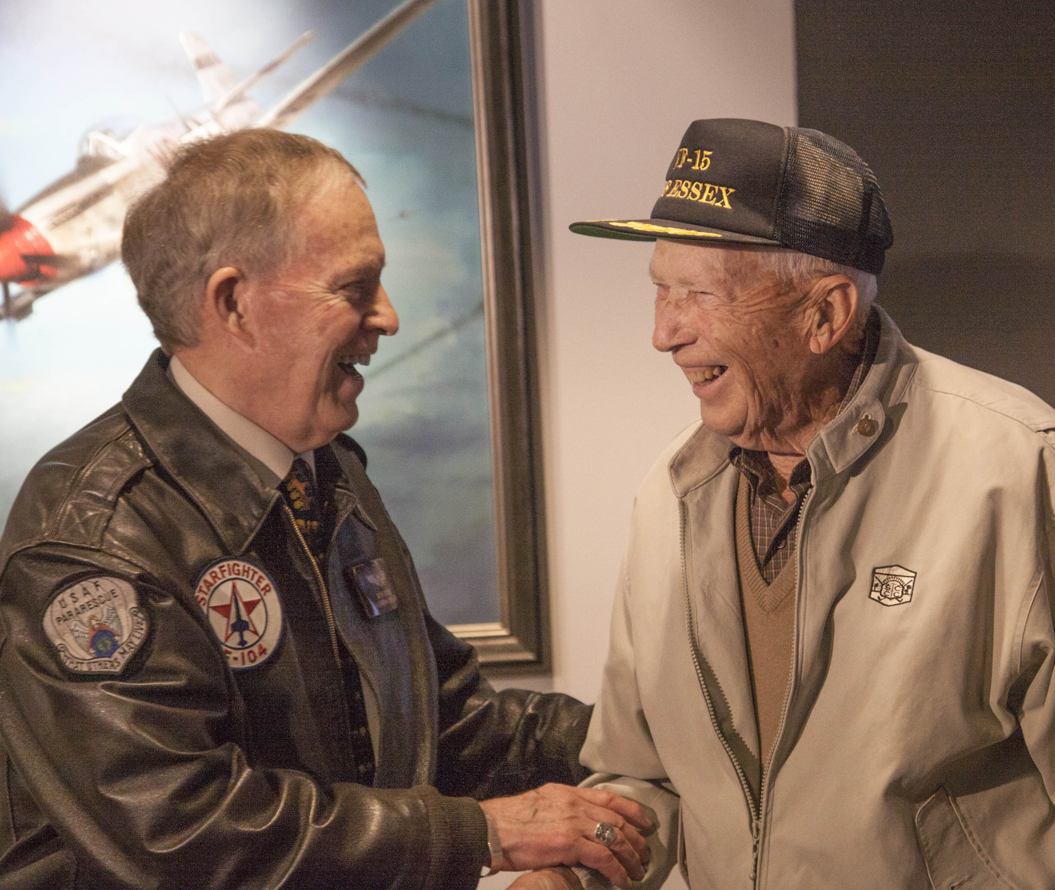 Fighter Aces awarded Congressional Gold Medal
