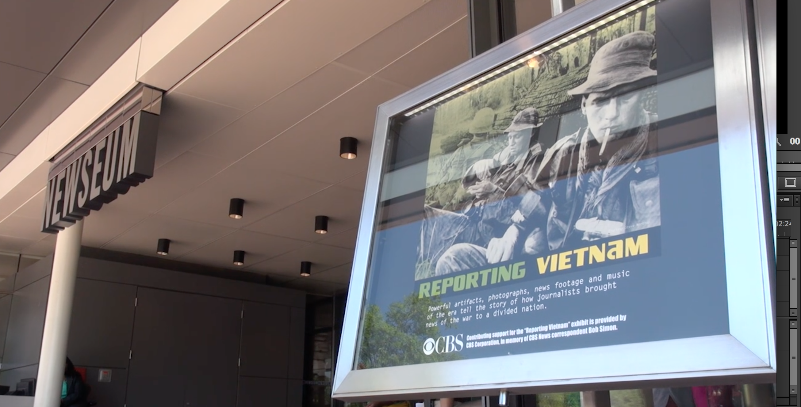 'Reporting Vietnam' a gritty look at reporting the war