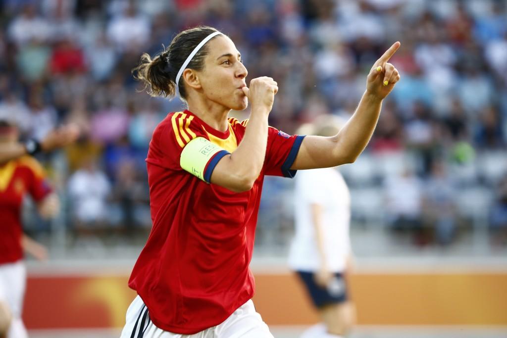 """Spanish soccer pro Veronica """"Vero"""" Boquete. (Courtesy)"""