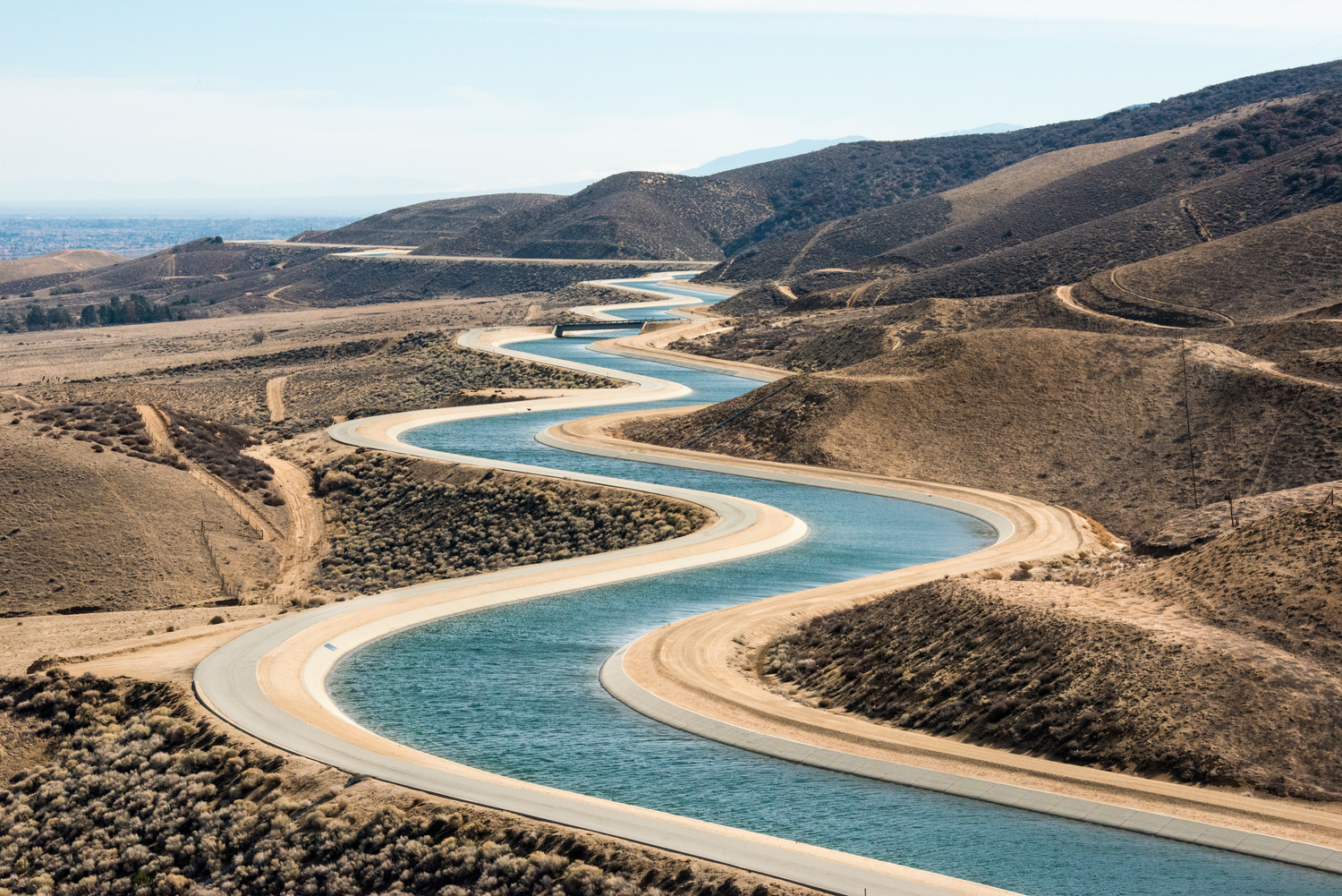 Winter storm water no cure for California droughts