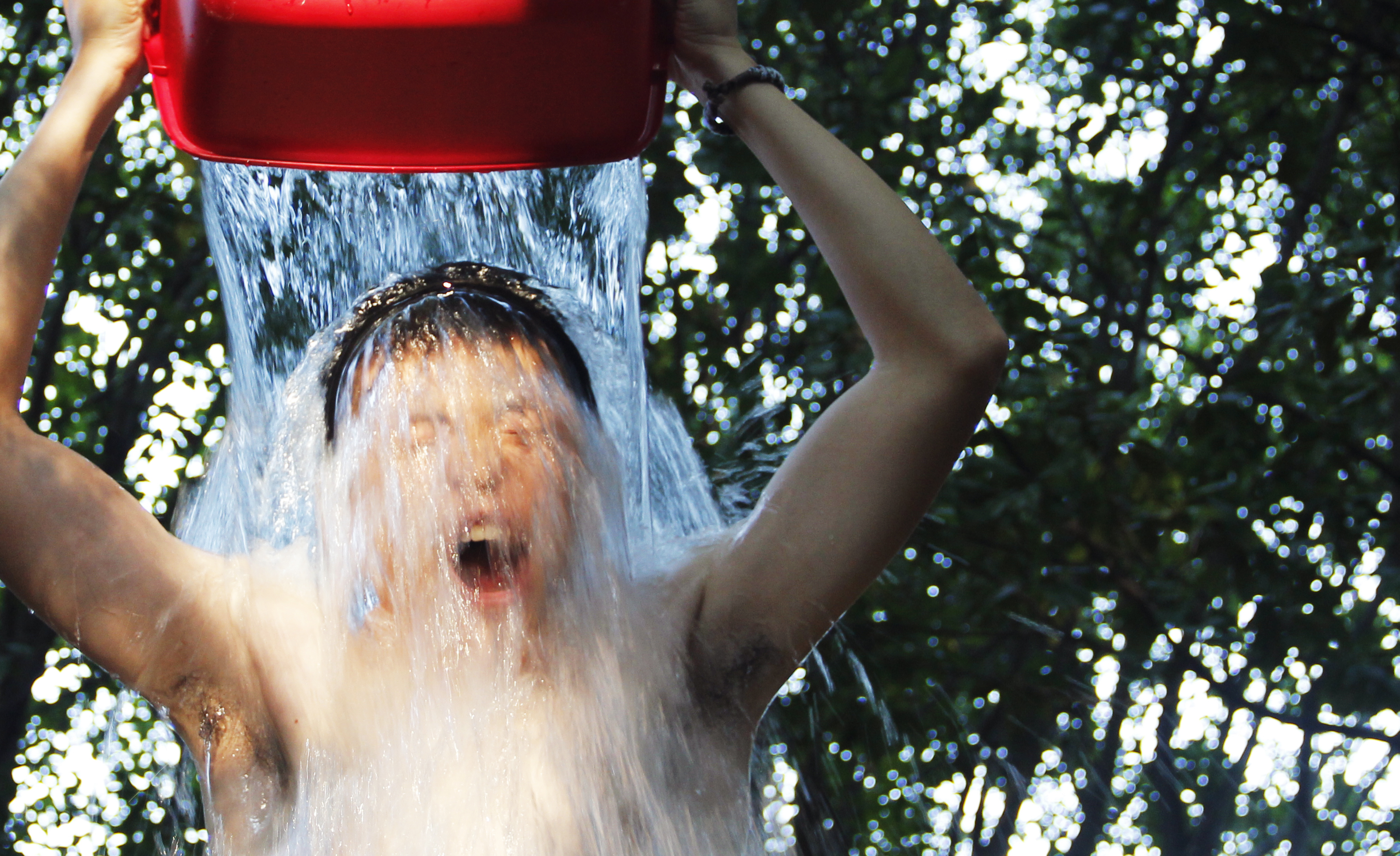 Ice Bucket Challenge back for another round