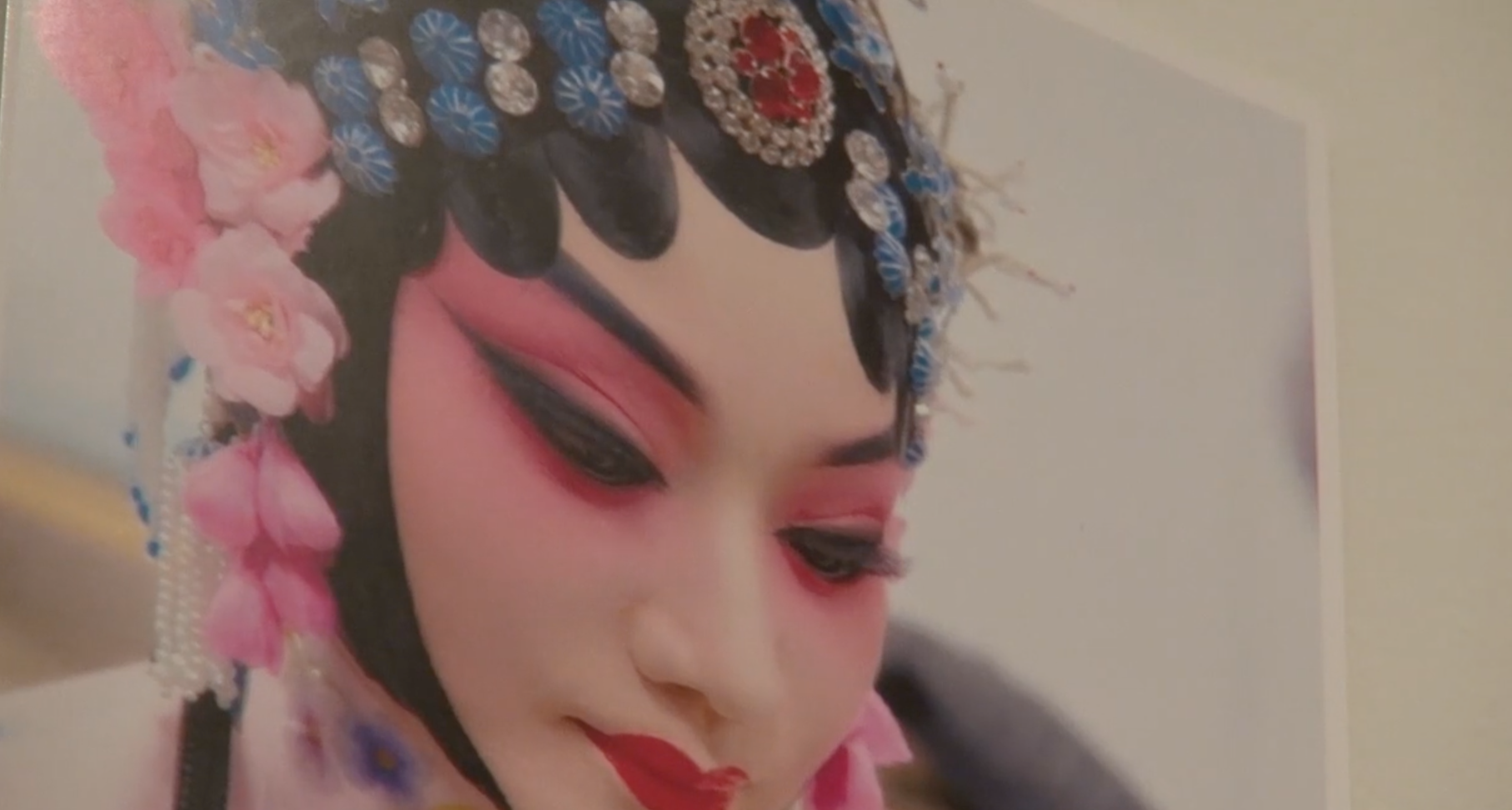 Celebrating Chinese opera art – first 3-D mask exhibition in DC
