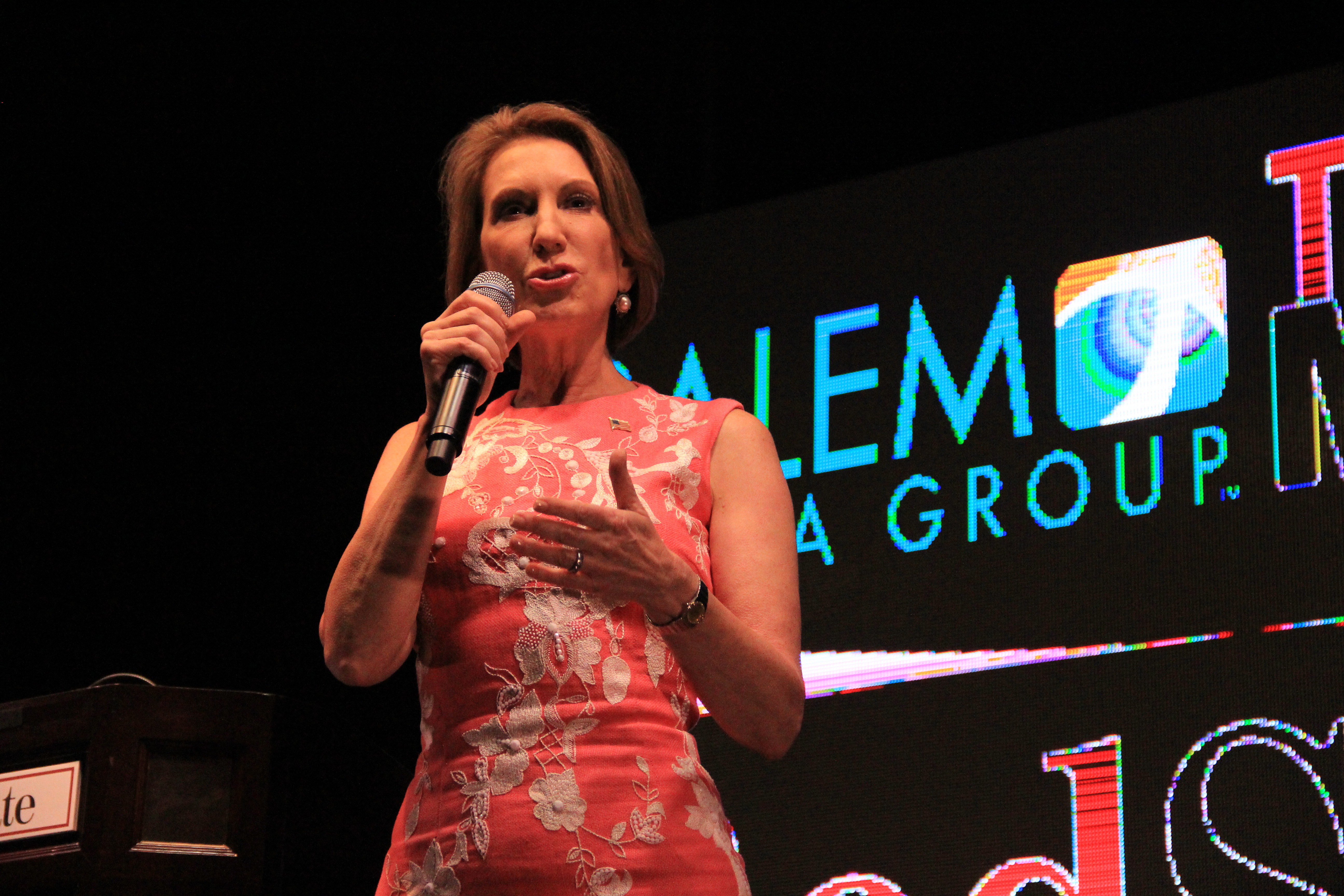 The small-dollar donor mindset:  Fiorina, Carson campaigns cashing in