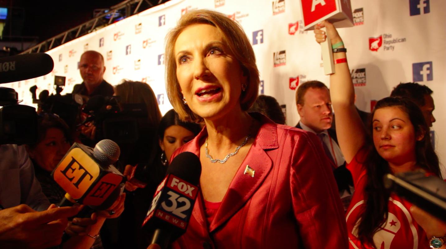 VIDEO: Cover the debate