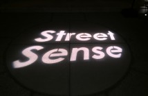 """The 2015 Street Sense """"Home is Where the HeART Is"""" Gala featured performances and works from homeless vendors in the Greater Washington area. (Connor Morgan/Medill)"""