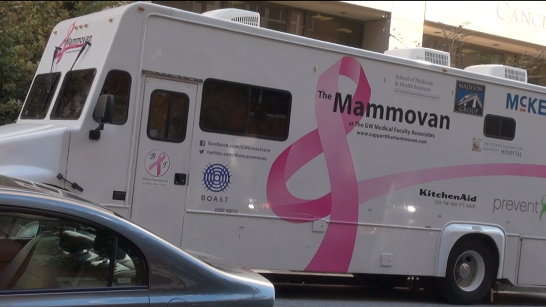 Mobile breast screenings amid cancer controversy