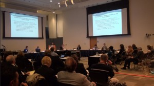 The FDA held a Scientific Workshop to discuss low-dose estrogen-alone products for symptoms of Vulvar and Vaginal Atropy (Angela G. Barnes/Medill)