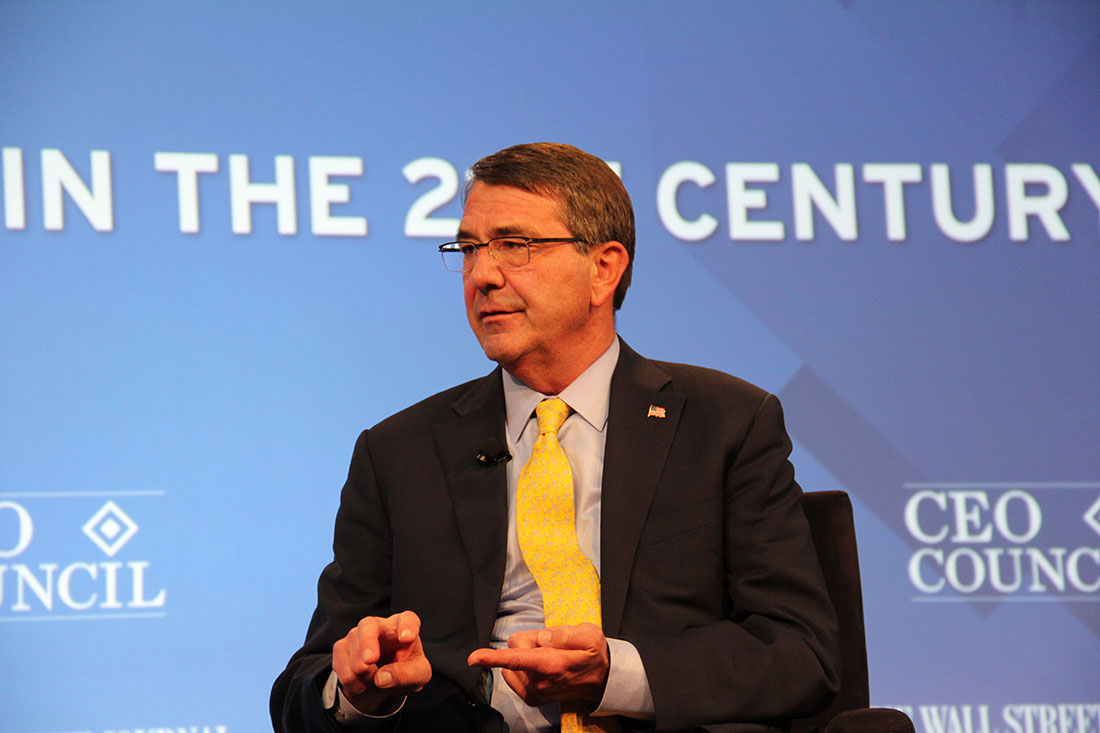 Carter: ISIS attacks in US would be tougher to carry out