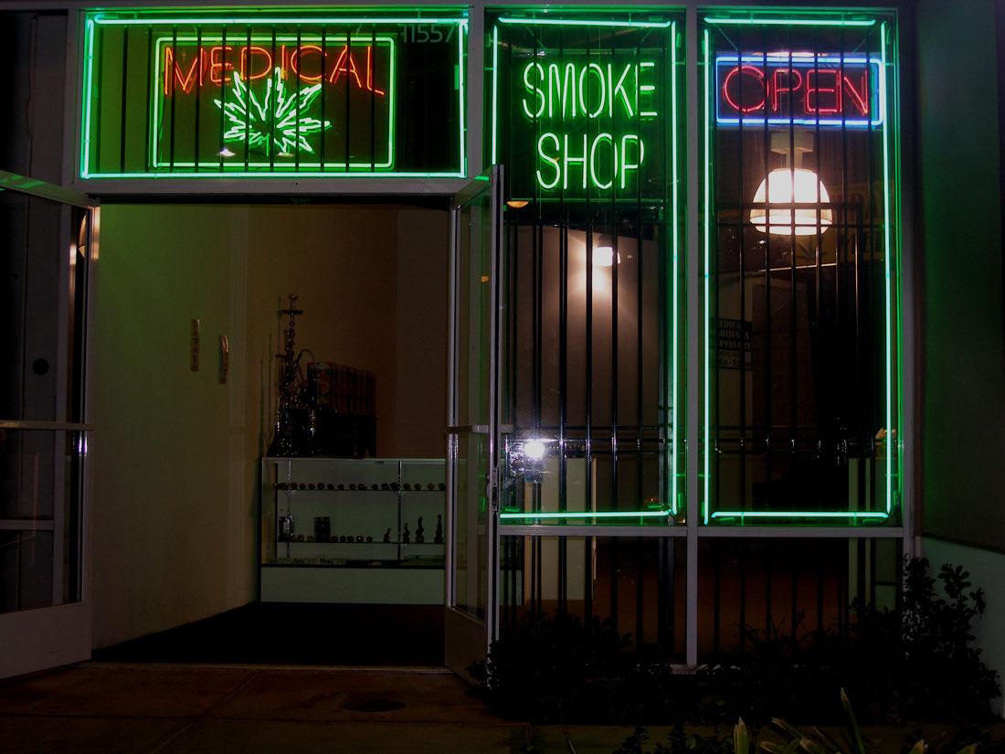 Banking on the marijuana Industry