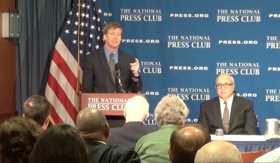 Patrick Kennedy: mental health parity in insurance coverage a long way off