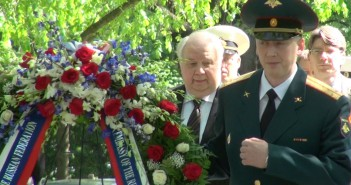 Russian and American officials celebrate Elbe Day amidst tense foreign relations