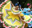 Dancers twirl at a Cinco de Mayo celebration in 2007 in Washington, D.C. (Photo by David King/Creative Commons)