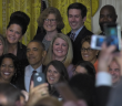 President Obama honors Teachers of the Year at the White House