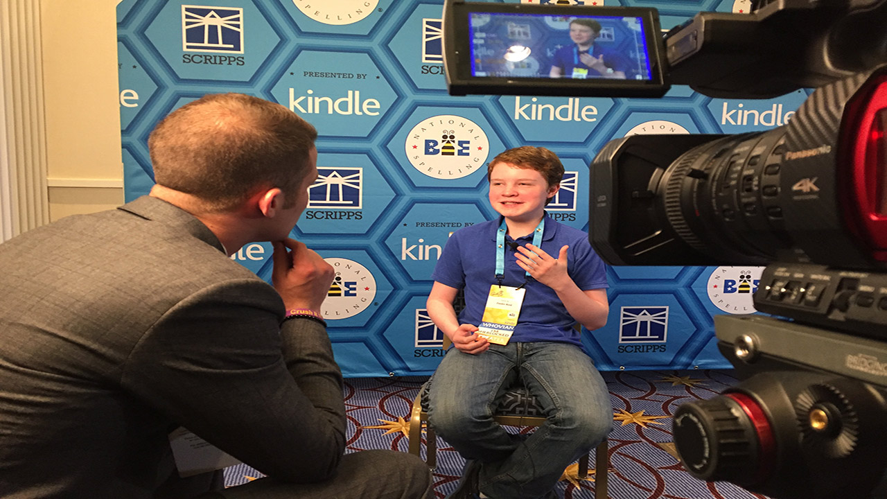 Ames standout makes National Spelling Bee fourth straight year