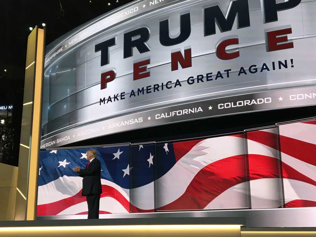 Day 4 at the Republican National Convention 2016: Donald Trump's acceptance speech