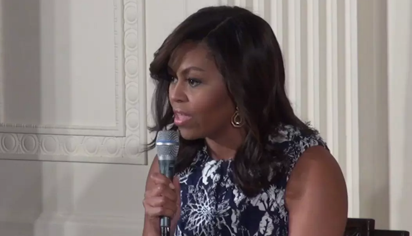 "First Lady Michelle Obama hosts annual ""Beating the Odds"" summit at White House"