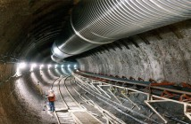 Yucca Mountain Repository. Photo courtesy of US Nuclear Regulatory Commission.