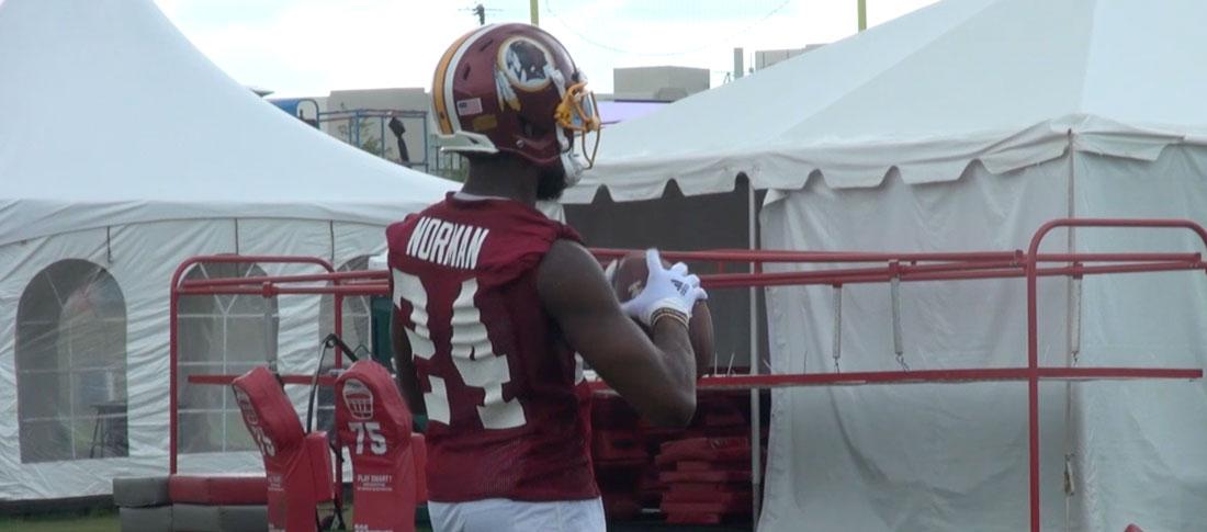Josh Norman: Washington Redskins not worried about CBs upcoming matchups [Video]