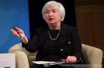 Janet Yellen will speak Friday at the annual Federal Reserve conference in Jackson Hole, Wyoming. (Stephen Jaffe/Creative Commons)