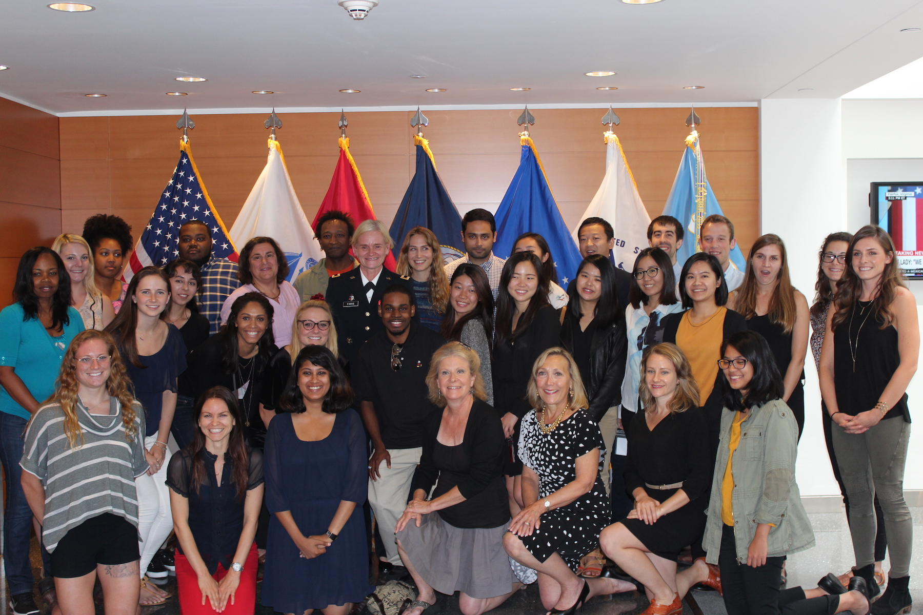 Students explore health care's challenges and opportunities at Medill's second Health Care Reporting Conference in D.C.