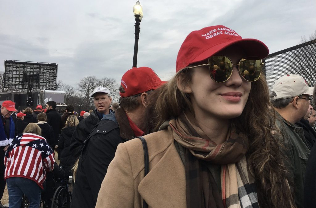 "Why these  millennial women  believe Trump will ""Make America Great Again"""