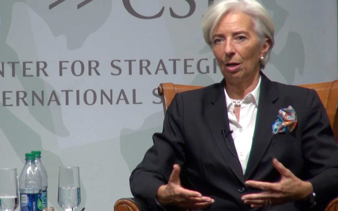 International Women's Day: A Message from IMF Head Lagarde