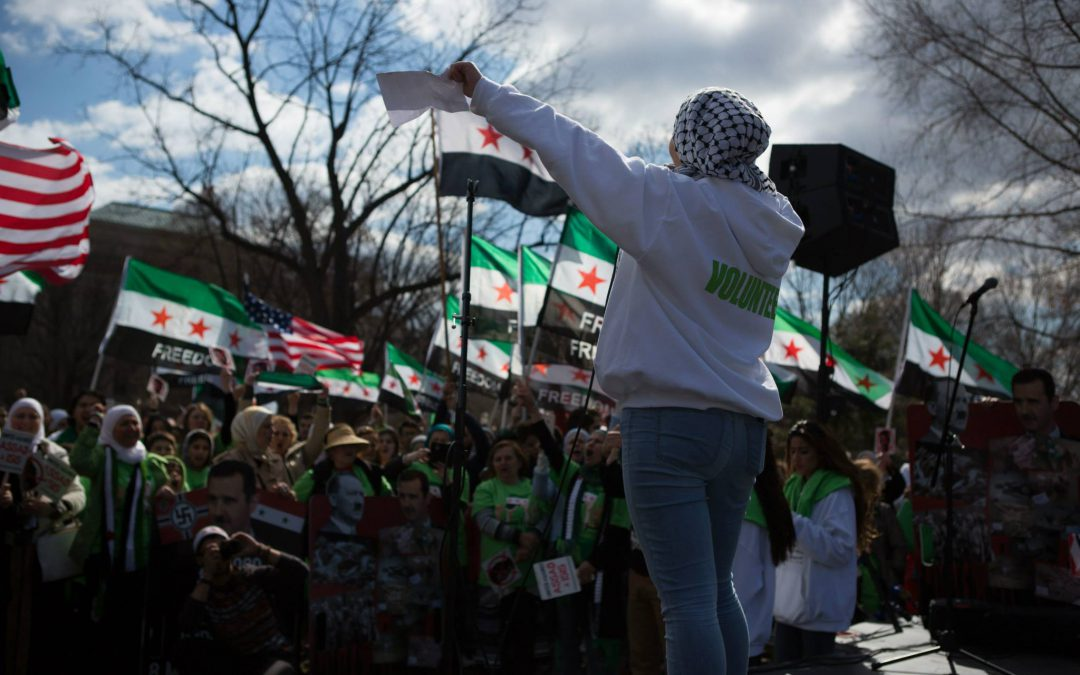 Syrian-Americans to Commemorate Revolution Anniversary