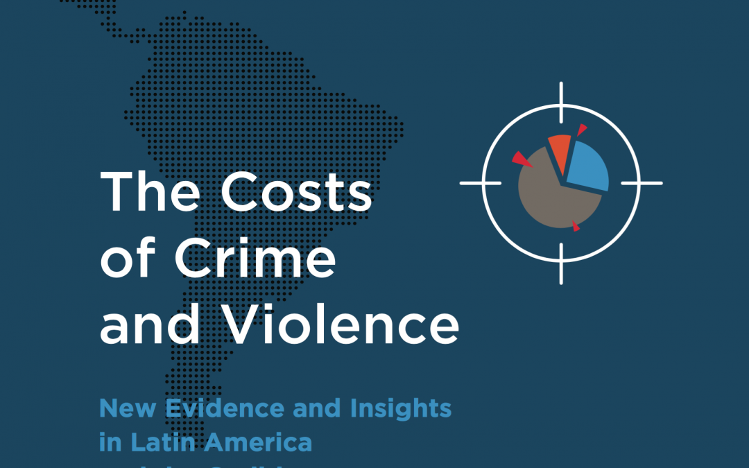 Cost of crime in Latin America accounts for 3.5% of region's GDP