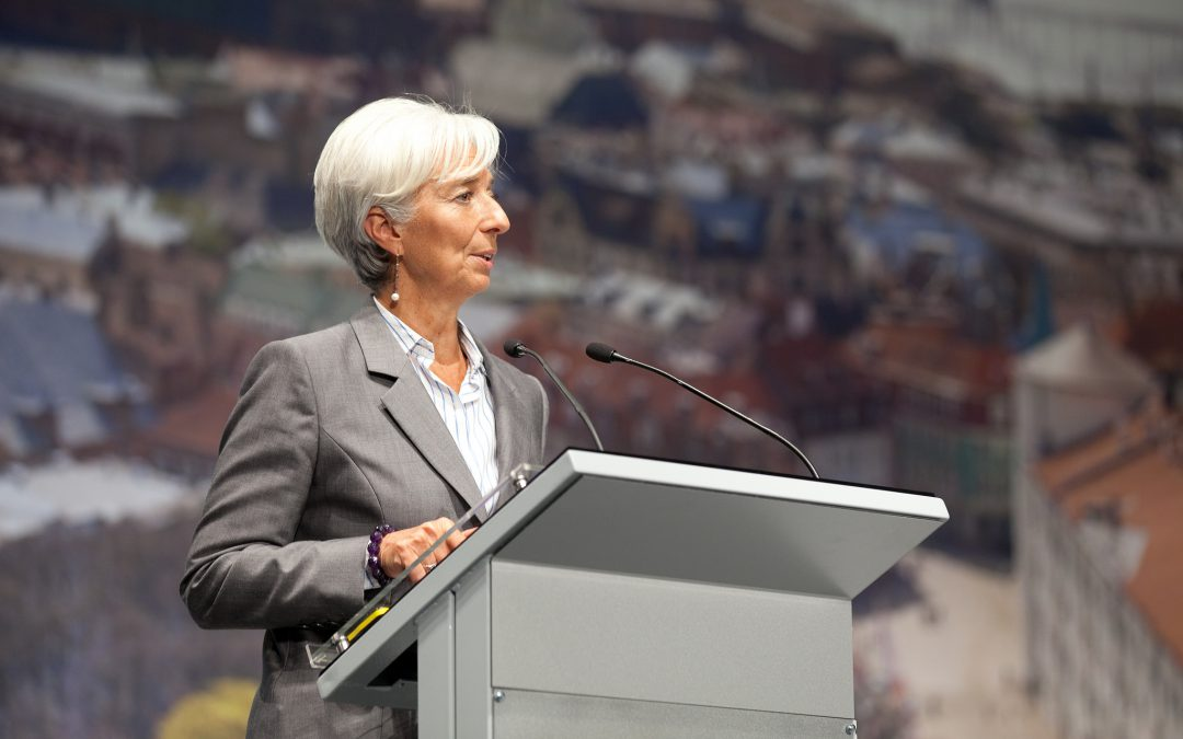 Lagarde says education is key to boosting productivity