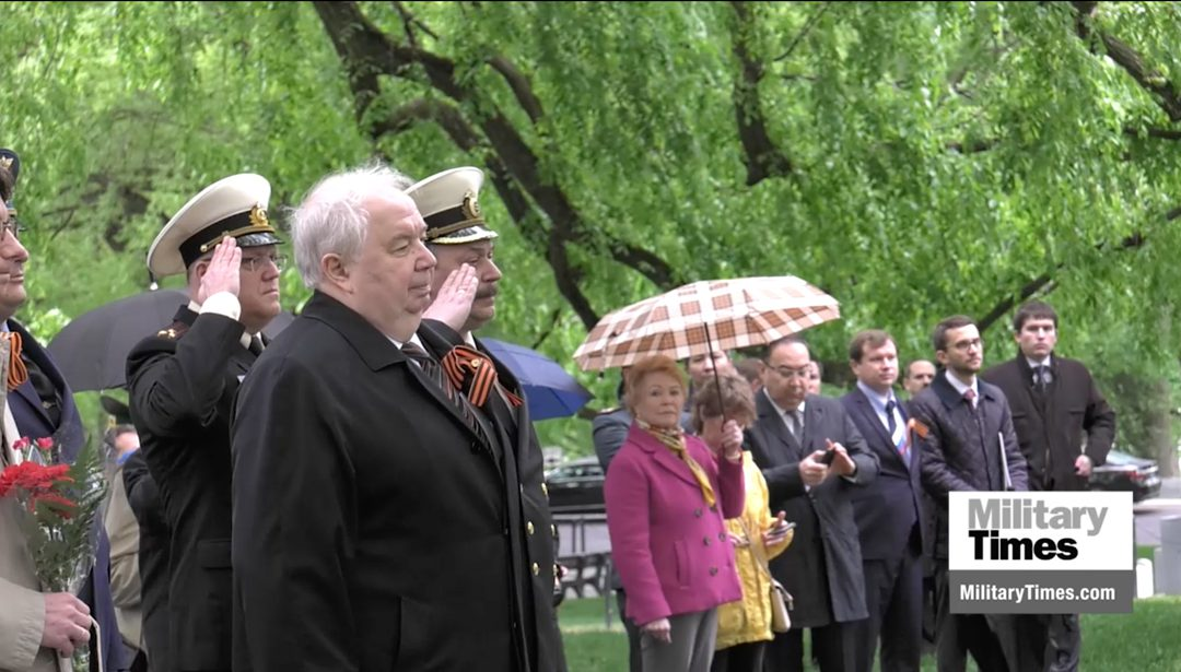 Elbe Day symbolizes a hope between US and Russia