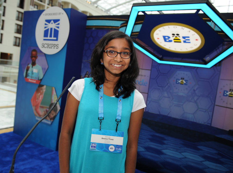 Fresno girl advances to finals in National Spelling Bee, but another from Valley ends her run