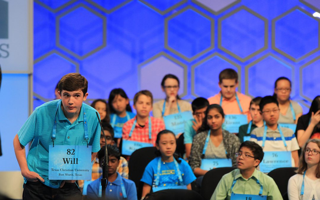 Fort Worth student thrilled to be part of National Spelling Bee