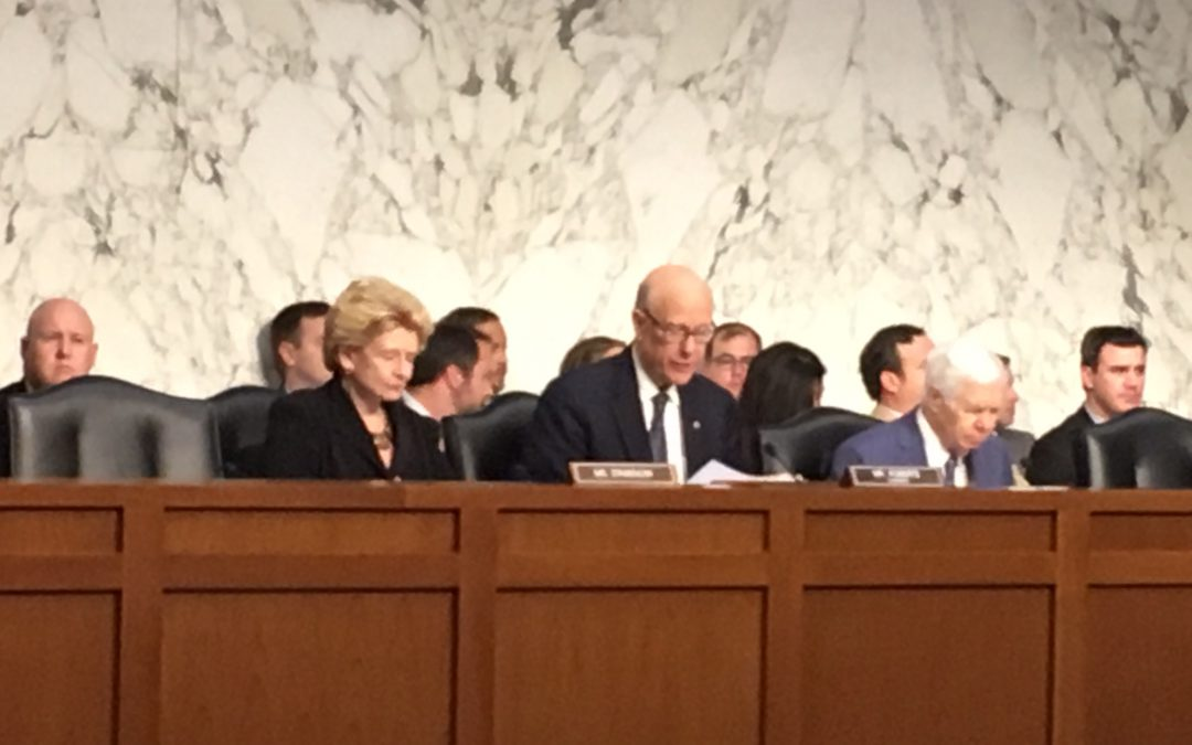 Agriculture Advocates Testify to the Importance of Conservation Programs