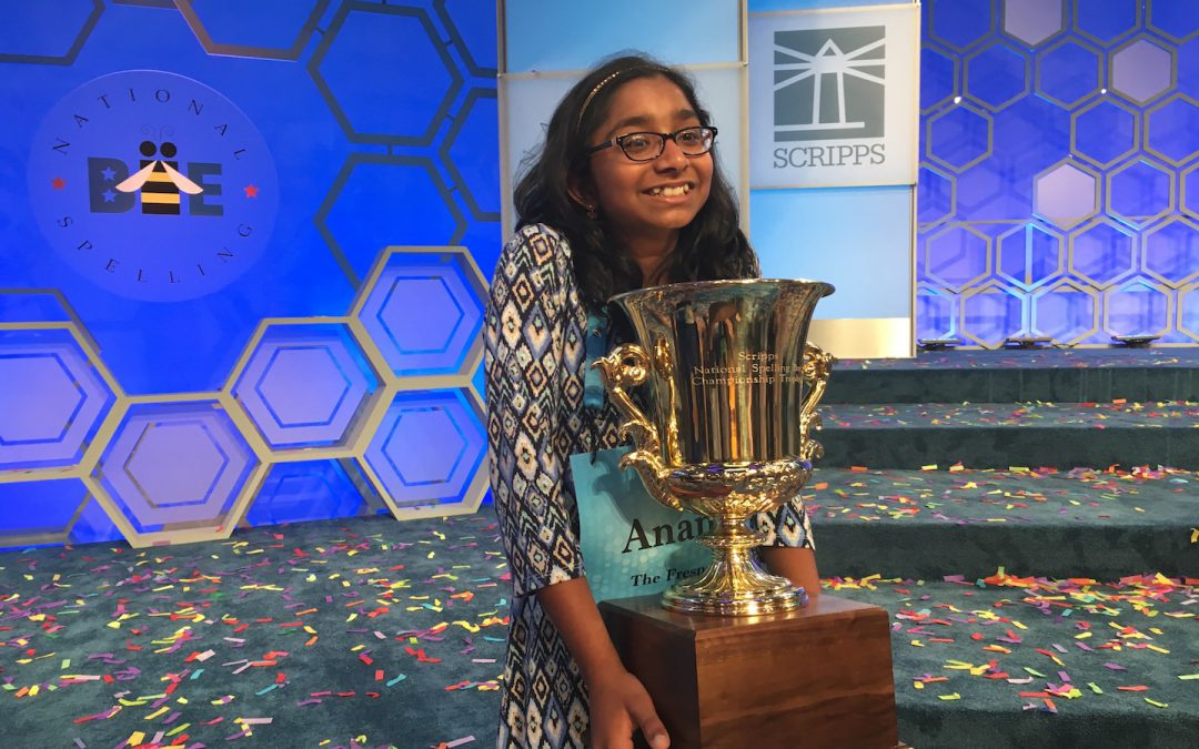 Fresno County's champion is the best speller in America after winning National Spelling Bee