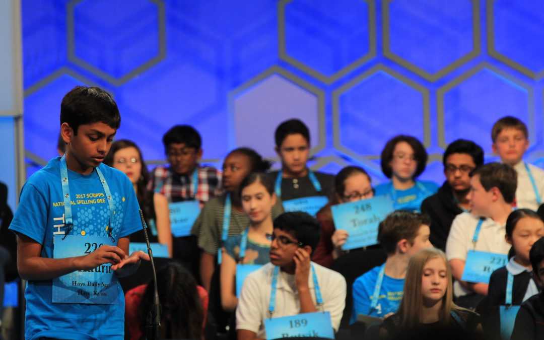 Kansas City-area students fight to spell their way to stardom at national bee