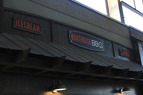 Boathouse BBQ aka BBQ Heaven