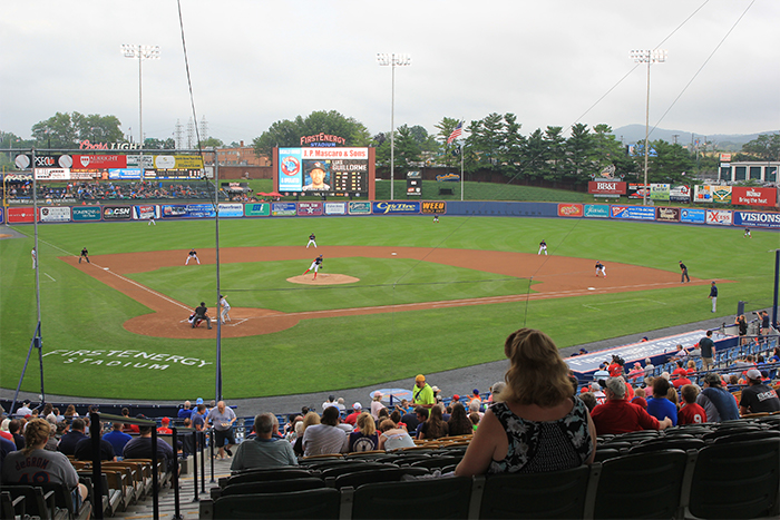 Ballpark Menu: Reading Fightin Phils