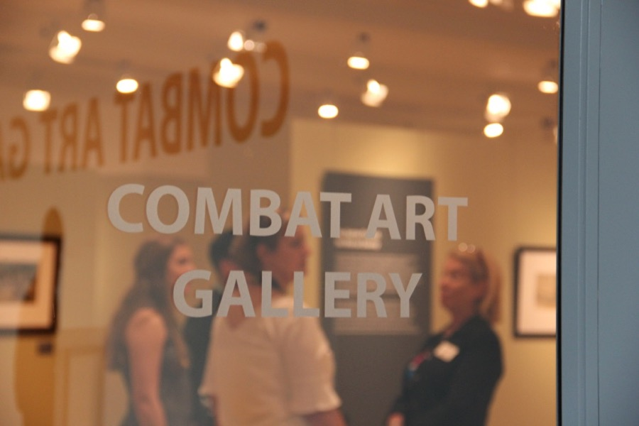 Sneak preview: Combat Art Gallery to debut exhibit showcasing works of art by Marines