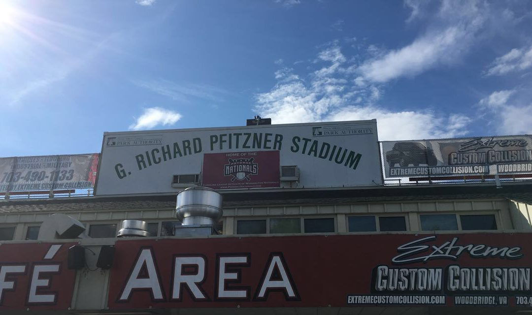 A Minor League Success Story Close to Washington