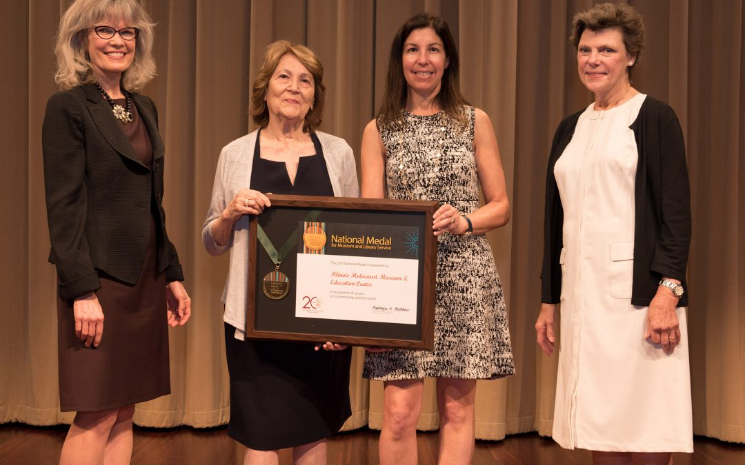 Skokie Holocaust Museum Wins National Award