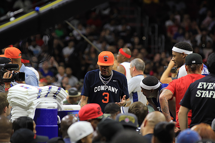 Iverson's return to Philadelphia dampened by last-minute decision not to play