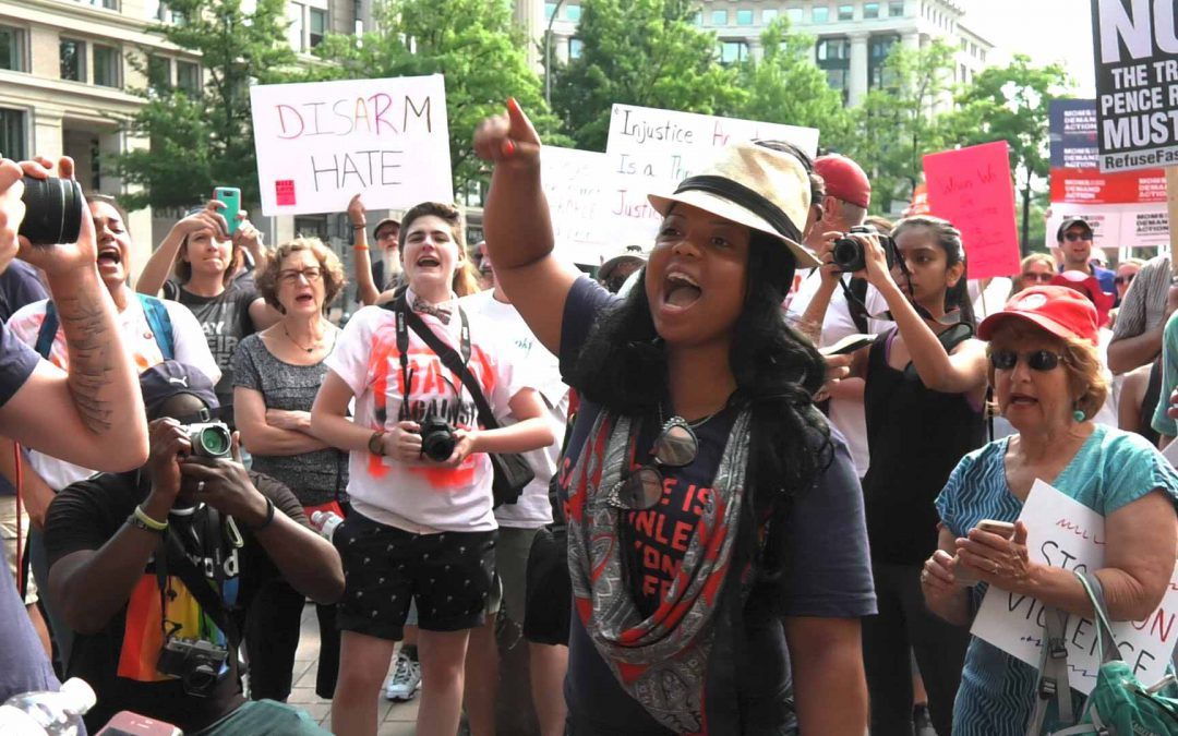 Women's Movement maintains focus on intersectionality