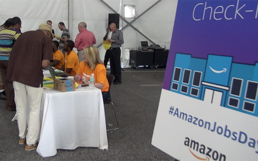 Amazon Hiring Spree = Jobs in Baltimore and Around the Country